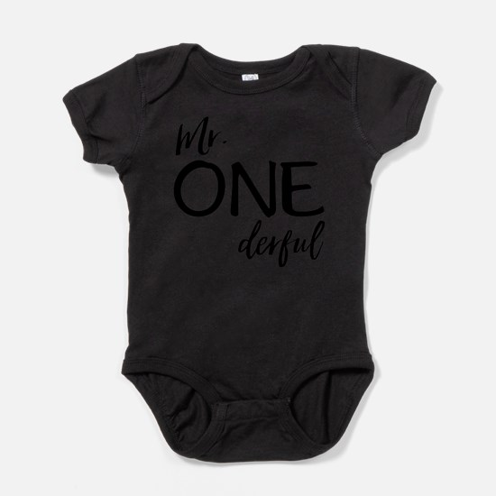 Mr Onederful Body Suit