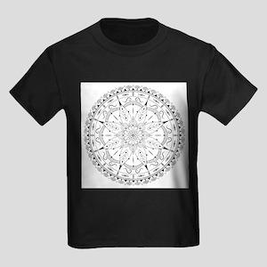 Fashionable oriental mandala design with t T-Shirt