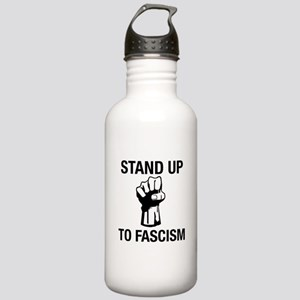 Stand up to Fascism! Water Bottle