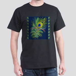 PAINTED PEACOCK FEAH T-Shirt