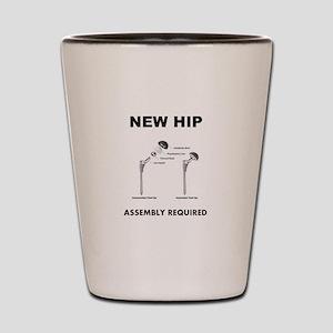 New Hip Shot Glass