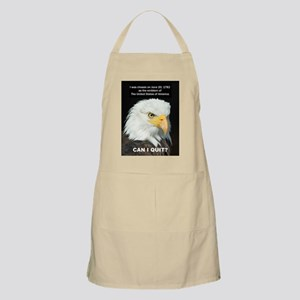 American Eagle wants to Quit Apron