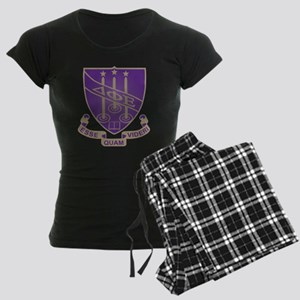 Delta Phi Epsilon Crest Women's Dark Pajamas