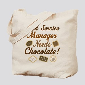 food service manager Tote Bag