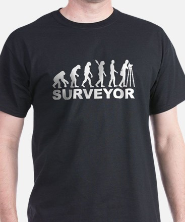 Evolution surveyor T-Shirt
