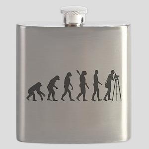 Evolution surveyor Flask