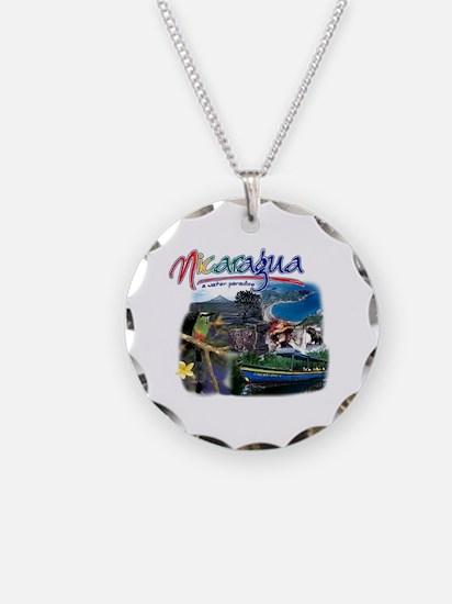 Funny Nicaraguan Necklace
