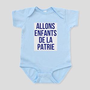 Allons Enfants De La Patrie - La Marseil Body Suit