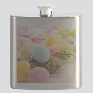Easter Eggs Flask