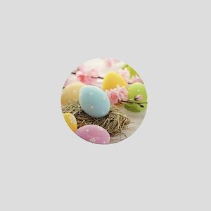 Easter Eggs Mini Button