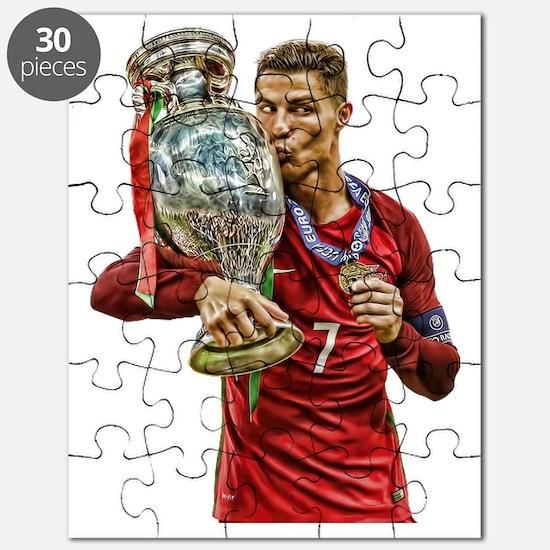 Cute Ronaldo Puzzle