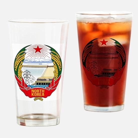 Kim il sung Drinking Glass