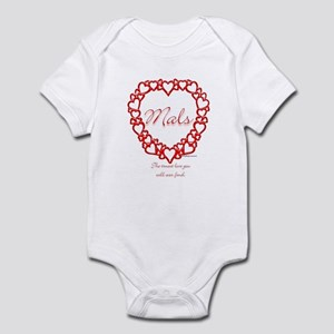 Malamute True Infant Bodysuit