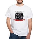 Dark Side Darts White T-Shirt