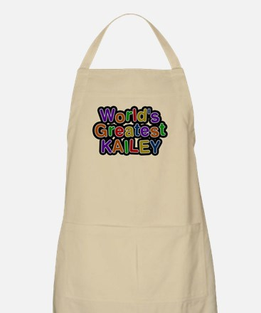Worlds Greatest Kailey Apron