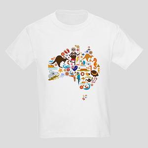 Little pieces of Australia T-Shirt