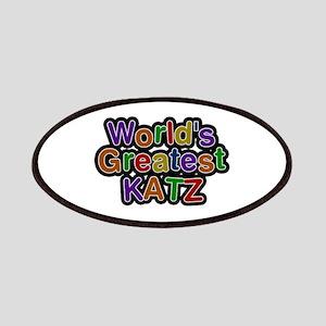 World's Greatest Katz Patch
