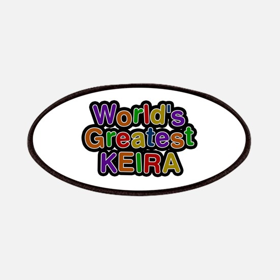 World's Greatest Keira Patch