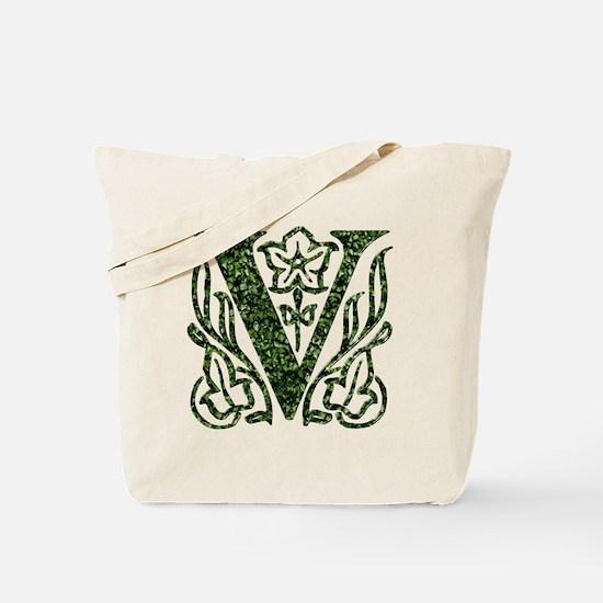 Ivy Monogram V - Tote Bag