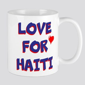 Love For Haiti Mugs