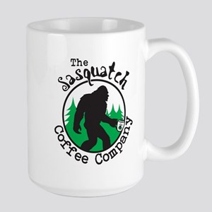 Sasquatch Coffee Mugs