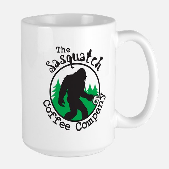 Sasquatch Coffee Mugs