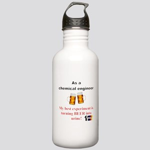 Chemical Engineer Water Bottle