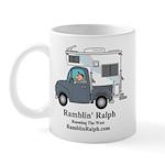 Ramblin' Ralph Logo Mugs