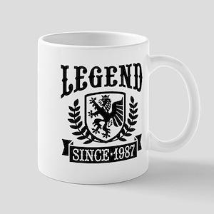 Legend Since 1987 Mug