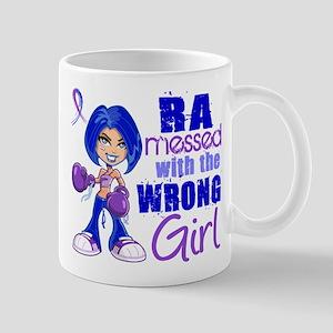 RA Messed With Wrong Large Mugs