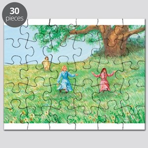 Little House On The Prairie Puzzle