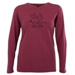 Long-Sleeved Shirt T-Shirt