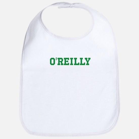 Custom Green Irish St. Pattys Day Parade Baby Bib