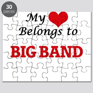 My heart belongs to Big Band Puzzle