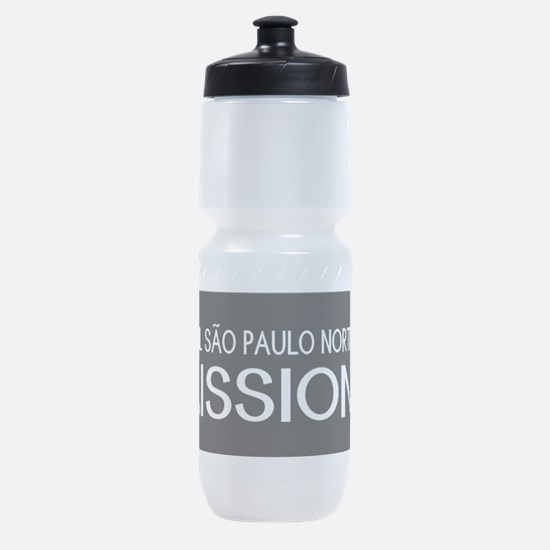 Brazil, São Paulo North Mission (Mor Sports Bottle