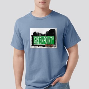 GREENPOINT AV, BROOKLYN, NYC T-Shirt