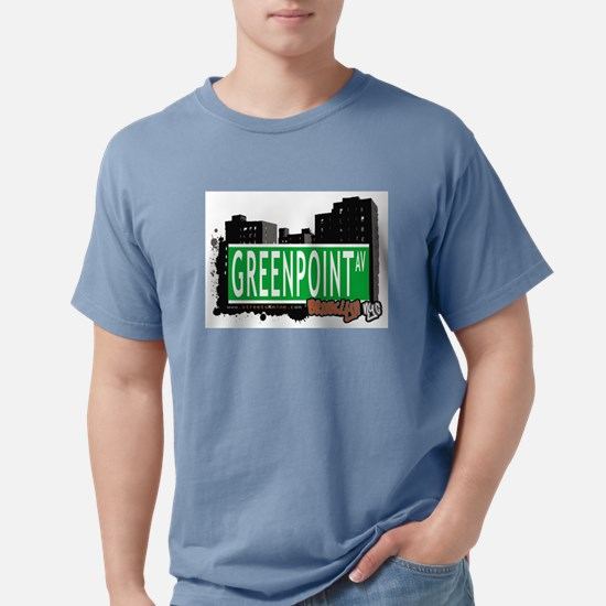 GREENPOINT AV, BROOKLYN, NYC T-Shirt