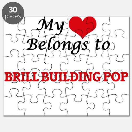 My heart belongs to Brill Building Pop Puzzle