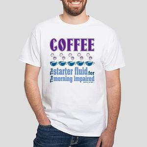 Coffee Starter Fluid T-Shirt