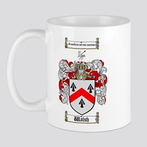 Walsh Coat of Arms Mug