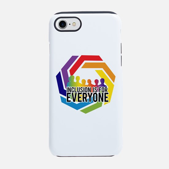 Inclusion Is For Everyone iPhone 8/7 Tough Case