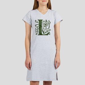 Ivy Monogram L - Women's Nightshirt