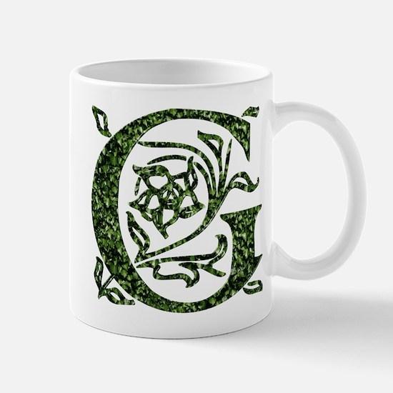 Ivy Monogram G - Mug