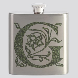Ivy Monogram G - Flask