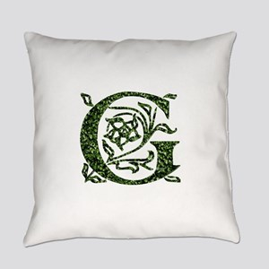 Ivy Monogram G - Everyday Pillow