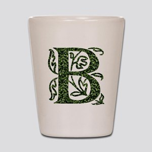 Ivy Monogram B - Shot Glass