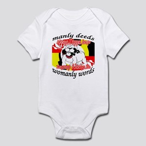 Alpha Gamma Dogs - Semper Alp Infant Bodysuit
