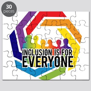 Inclusion Is For Everyone Puzzle