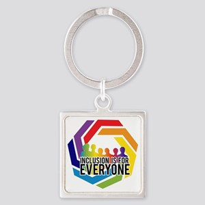 Inclusion Is For Everyone Keychains