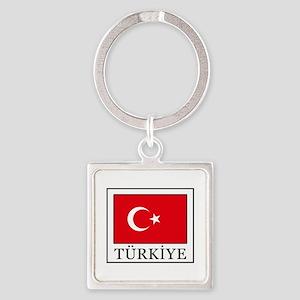 Turkiye Keychains